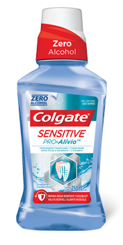 Enxaguante Dental Colgate® Sensitive Pro-Alívio™