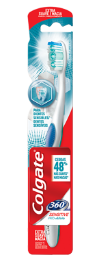 Escova Dental Colgate® Sensitive Pro-Alívio™